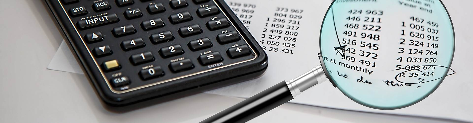 Analyzing Numbers - Bay Forensic Consulting and Investigations
